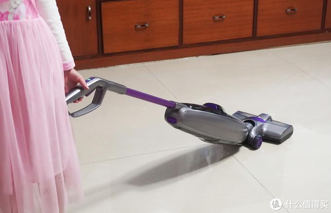 吸拖洗三合一,吉米X8速干洗地机助你轻松洗地