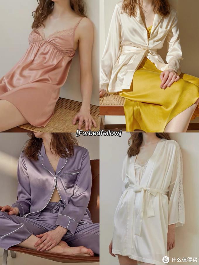 女孩子一定要有一件真丝睡衣