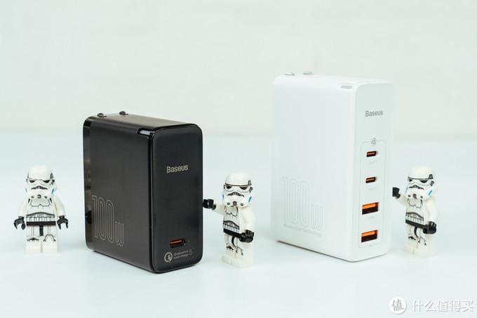 """百瓦""""小钢炮""""完美替代笔电DC电源:倍思100W氮化镓QC5认证充电器评测"""