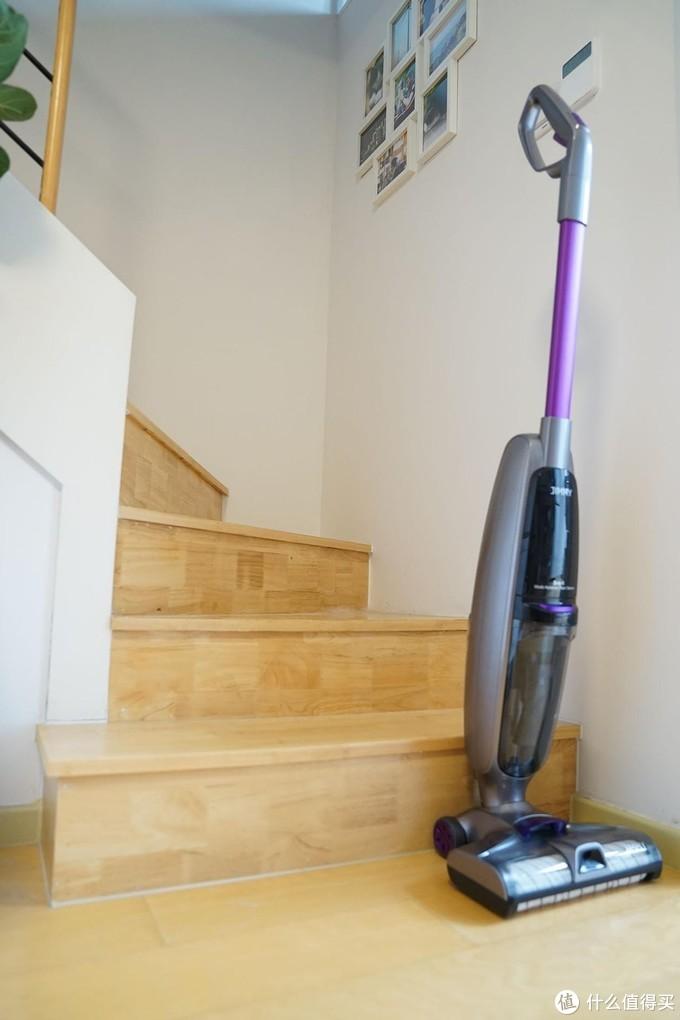 可吸可拖还带自清洁,这款洗地机要取代吸尘器?