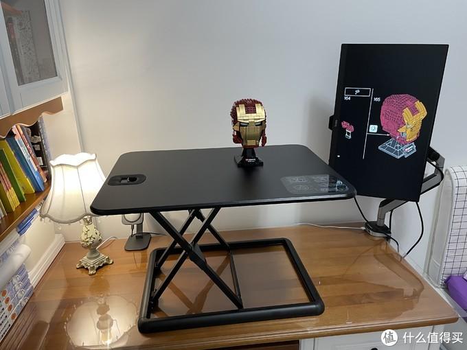 乐歌MN1笔记本升降台+D8A显示器支架,让我畅享全维度健康舒适居家办公娱乐