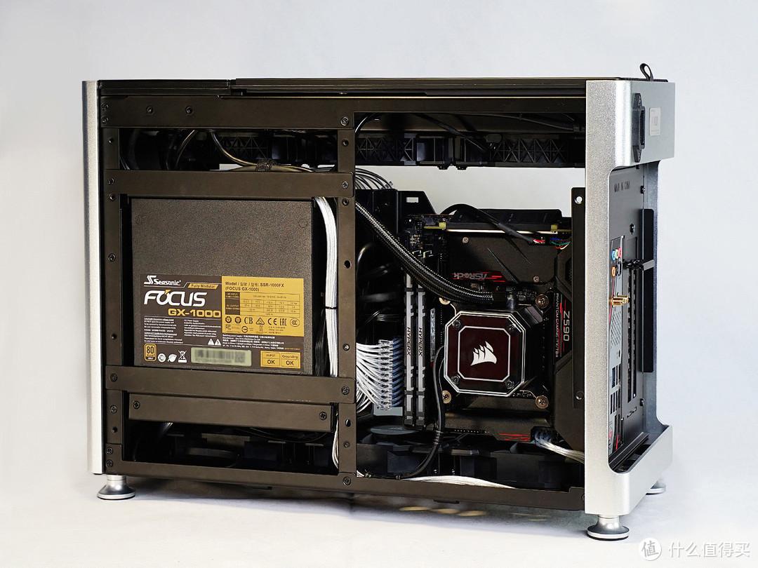 这台ITX主机不太小,11代酷睿攒PC,再试下Re-SizeBAR的福利