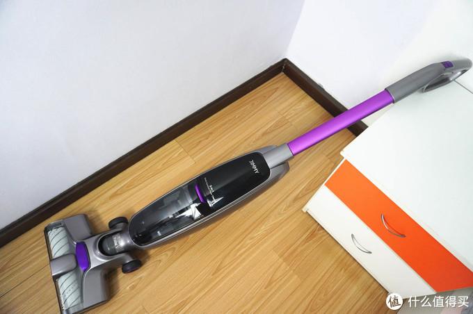 给扫地机器人配了个吉米X8洗地机,结果成了地面清洁的凡尔赛组合