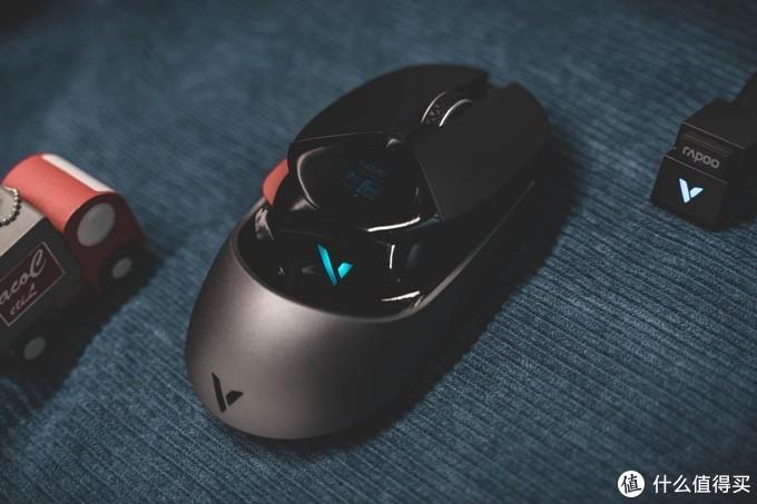 雷柏VT960:握在手里的超跑,竟是一块1ms无线延迟的游戏电竞鼠标