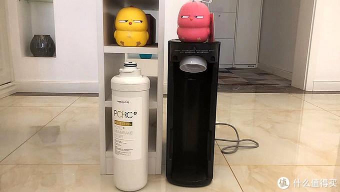 打通净水机最后一公里,8秒出热水,滤芯管两年,九阳热小净体验