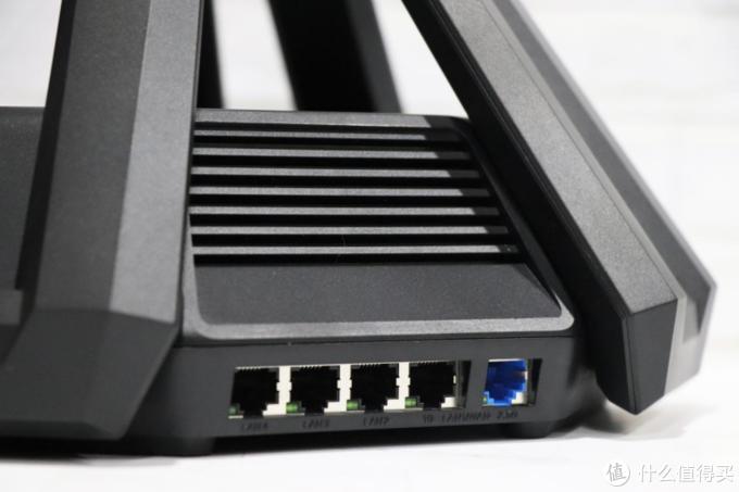 性能强大且充满电竞色彩的路由器,小米路由器AX9000体验