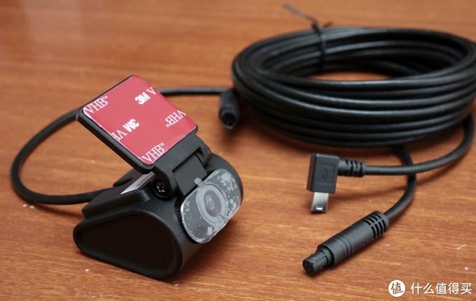 △博世行车记录仪的后摄像头及传输线