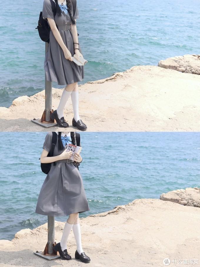 JK制服上新日历|冰激凌味的夏天,格裙也要变的甜美