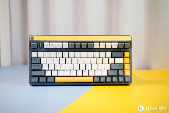 探索文字的海洋: IQUNIX A80探索机机械键盘