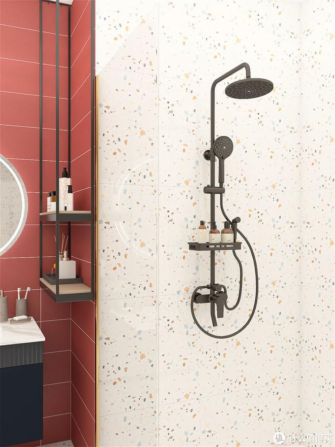 现代简约风浴室,简约中不简单的卫浴好物