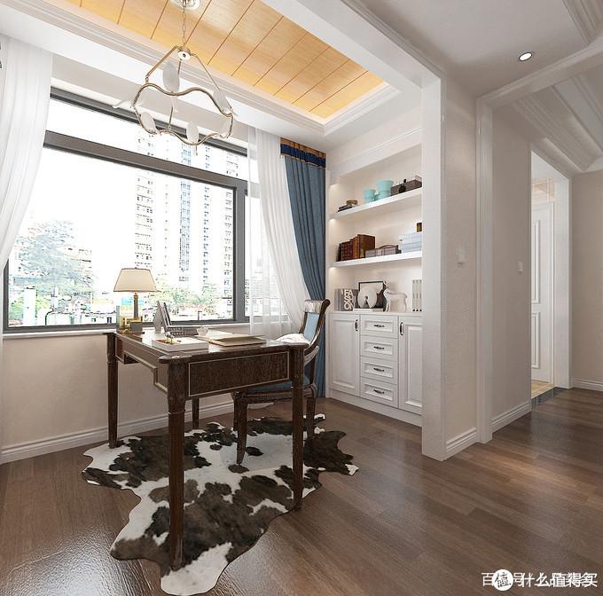 """她家的复式楼装修,全屋采用象牙白做主色调,干净到""""一尘不染"""""""