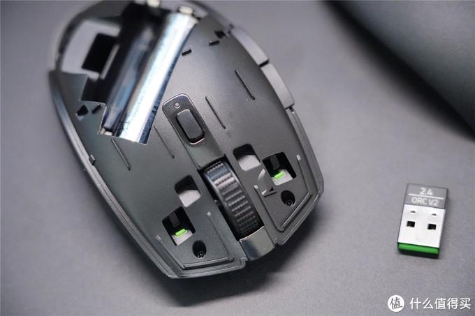 轻量化、高颜值--雷蛇Razer Orochi 八岐大蛇 V2无线鼠标分享