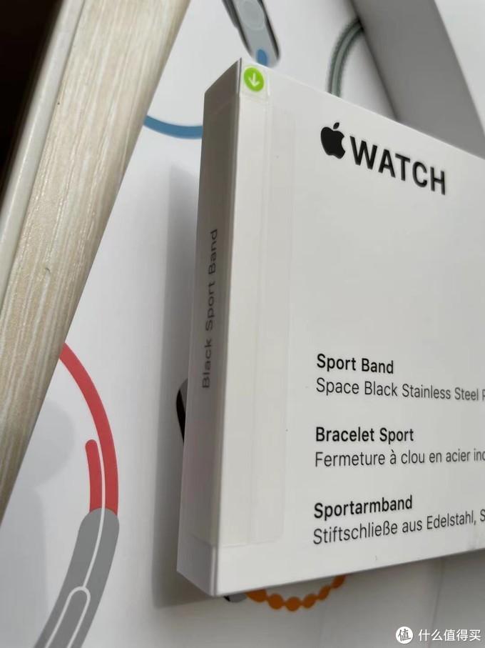 Apple Watch 6开箱