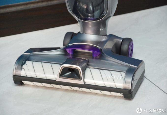真正智能产品是什么样?吉米X8速干洗地机:吸、拖、洗一体
