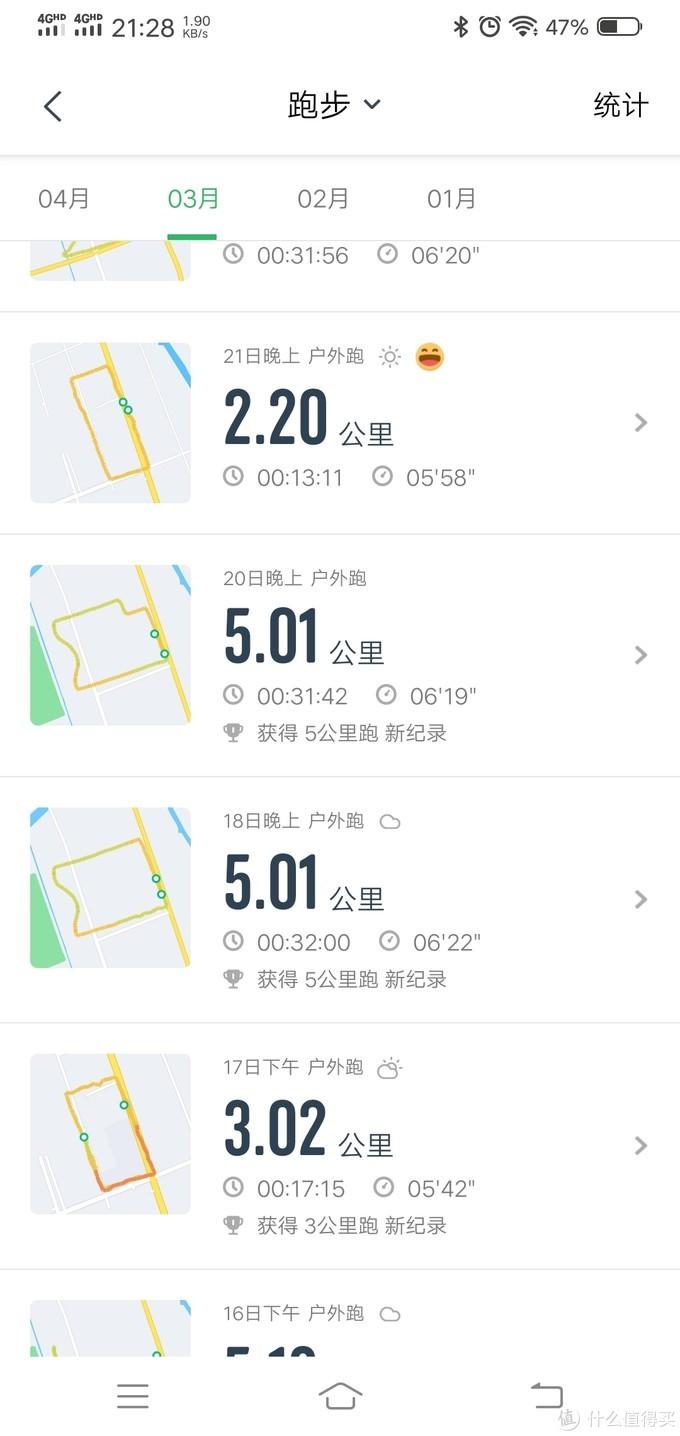 一个跑渣的跑步之路