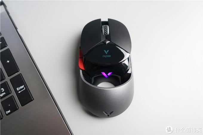 这鼠标设计绝对未来科技范,雷柏VT960双模电竞鼠标体验