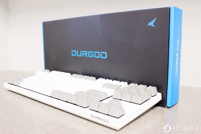 创作挑战赛  享受敲击的乐趣:杜伽K320银轴无光版机械键盘