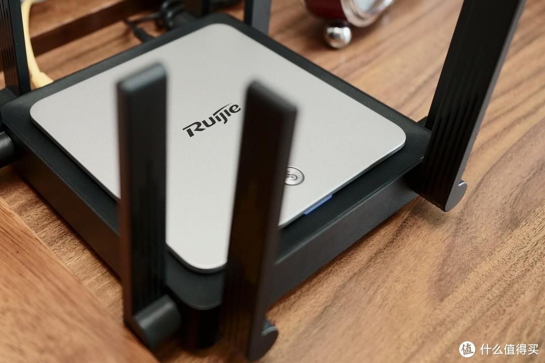 8天线WiFi6,100平米全覆盖,锐捷星耀X32 PRO无线路由器深度体验