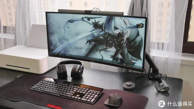 无需充电的无线键盘?罗技K750黑科技,有光就能无限续航