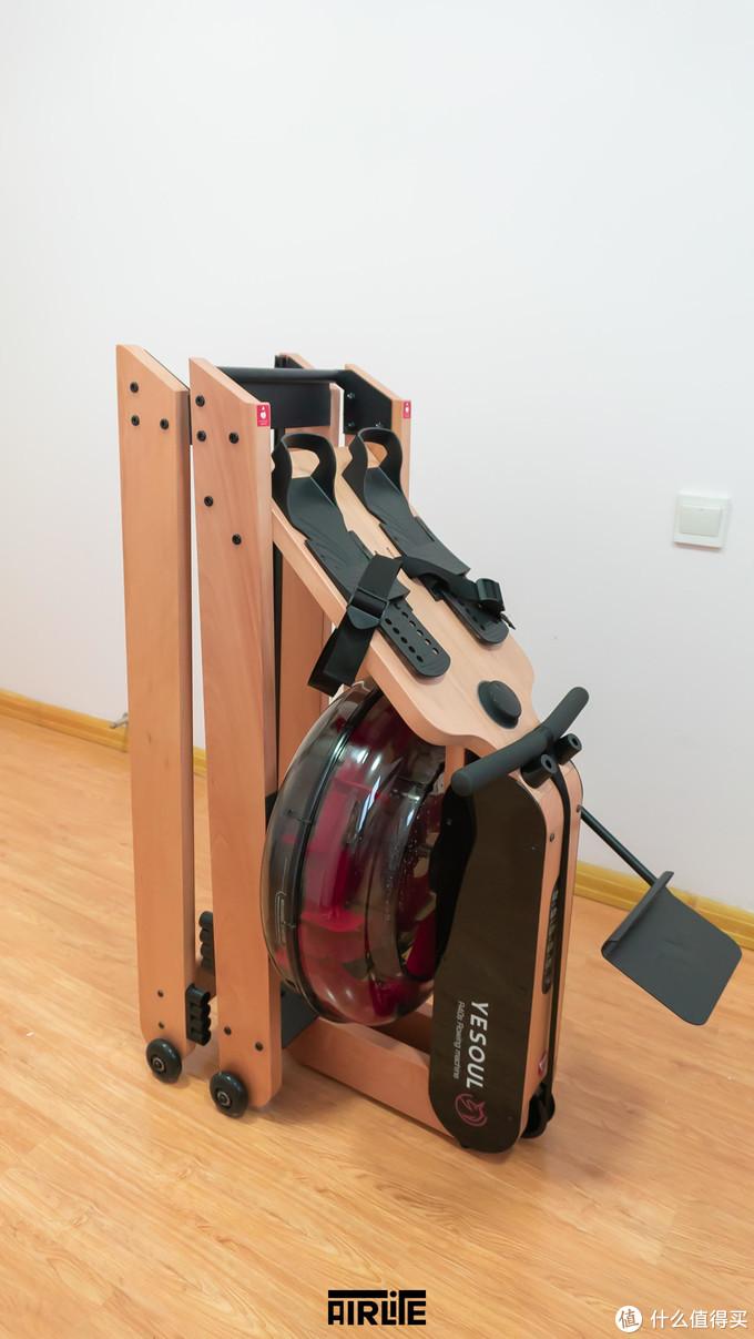 在家就能健身成为肌肉男?! YESOUL野小兽水阻划船机R40s真实测评!