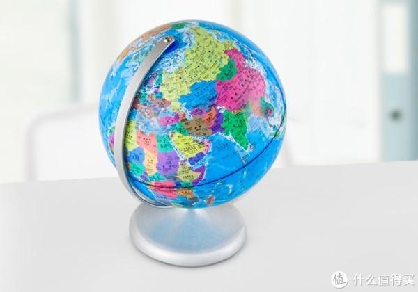 会说话的AR地球仪,让世界为你自我介绍