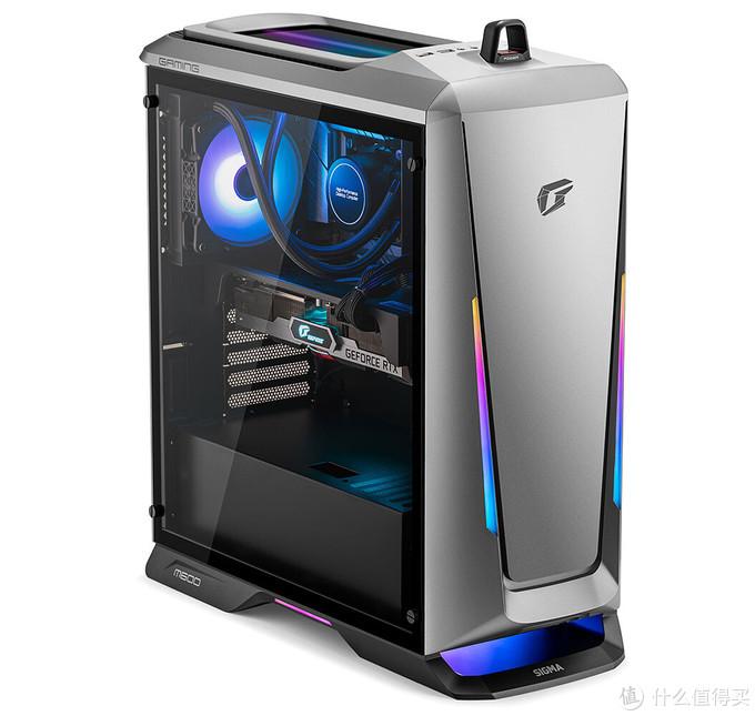 七彩虹 发布 iGame M600 Mirage 游戏主机,最高RTX 3090、配有电源启动装置