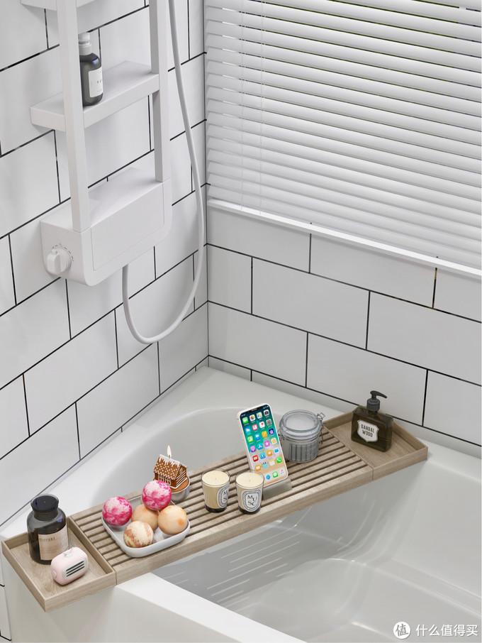 浴室装修设计,干湿分离的卫生间更清爽!