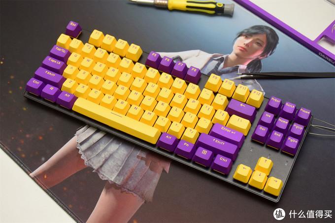 玩客制化键盘,将底座做到极致的达尔优算第一个了吧