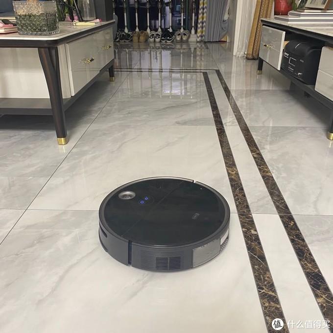 360X100扫地机器人