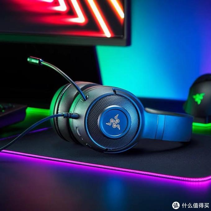 藏不住了!人们理想完美的雷蛇耳机,上新了!