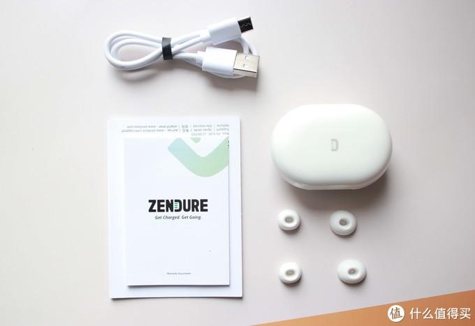 小巧精致,让人爱不释手的征拓主动降噪真无线-ZenPods