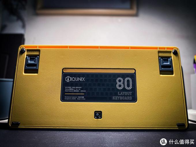 探索一下铝厂新品 IQUNIX A80测评报告
