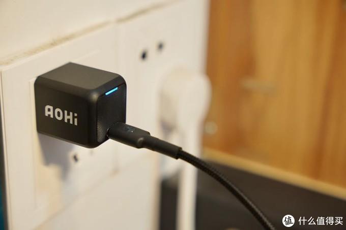 Aohi 30W 氮化镓充电头简单体验