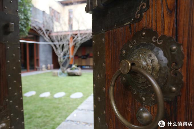 传承经典,现代化中式庭院