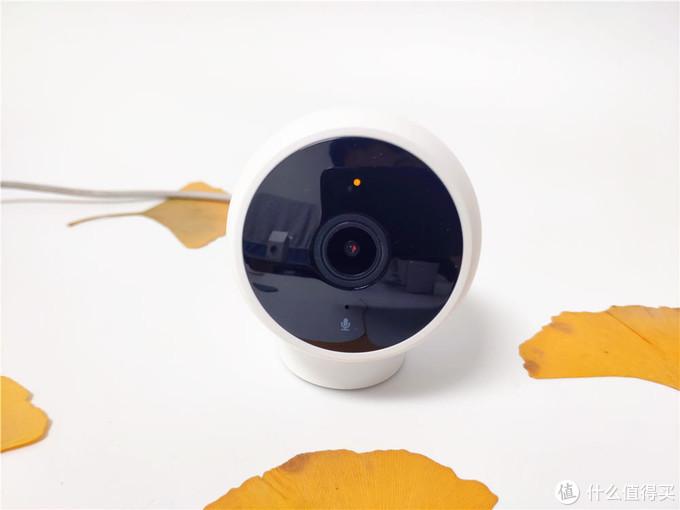 家庭安防新设备体验:升级2K画质更清晰、旋转磁吸底座更方便
