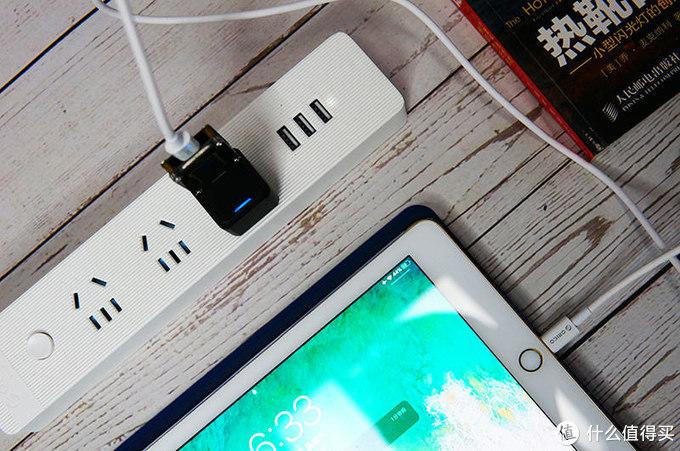 微缩体积,大有能量:AOHI 30W微型大功率充电器体验