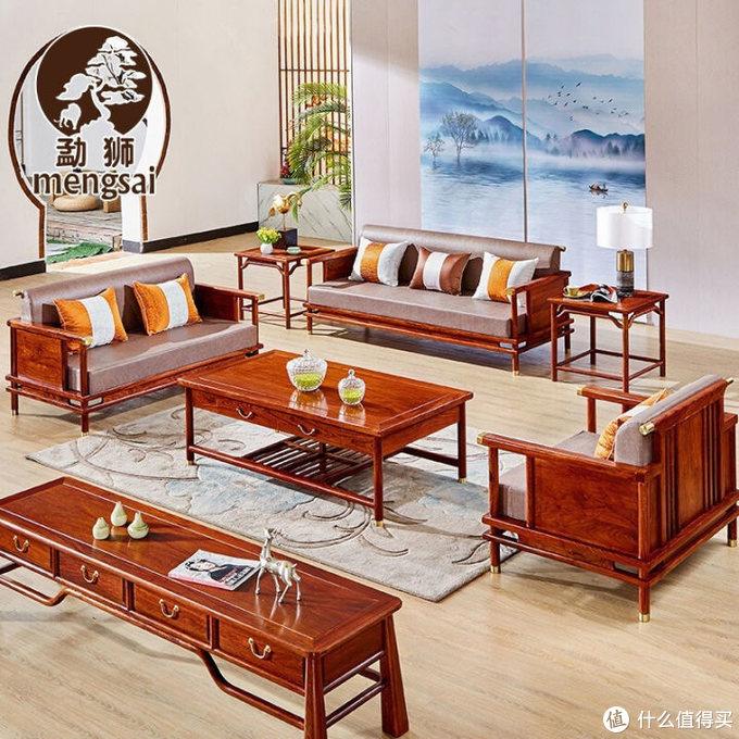 带你了解轻奢新中式红木家具