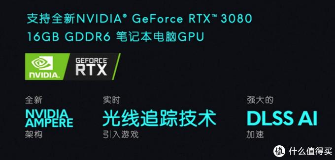 配置与设计皆顶级,RTX 3080让外星人m17强者致胜