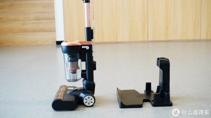 强力除尘,优雅使用,莱克魔洁M10R立式无线吸尘器解锁家居清扫新姿势