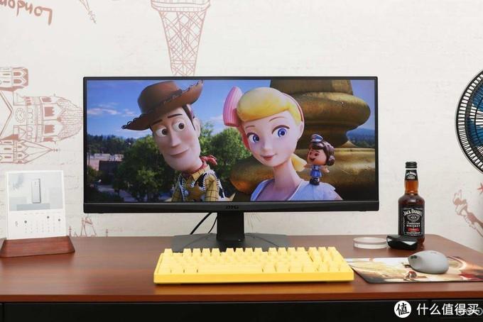 """微星Optix MAG301RF评测:一款29.5英寸""""200Hz""""平板带鱼屏显示器"""