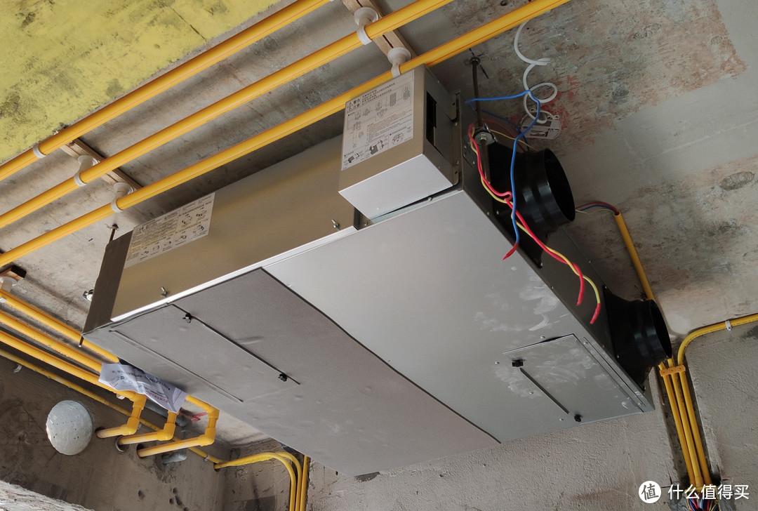 双向流管道式新风选购、设计、施工及注意事项