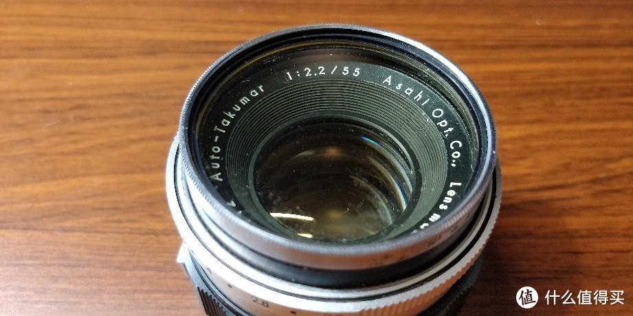 螺纹掠影(11):Auto-Takumar 55mm F2.2