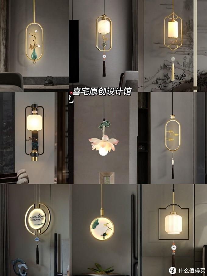 神仙颜值✨这些美到犯规的中式灯具店铺