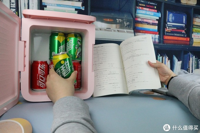 学生的宿舍神器-冷热均可的倍思小冰箱