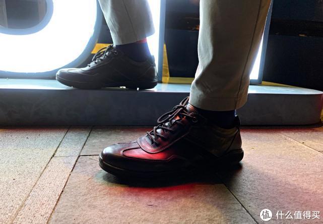 国产也有好鞋,2双七面休闲皮鞋使用分享