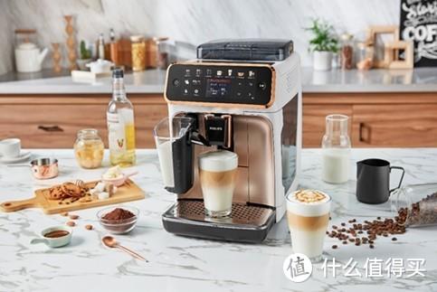 飞利浦5143全自动咖啡机