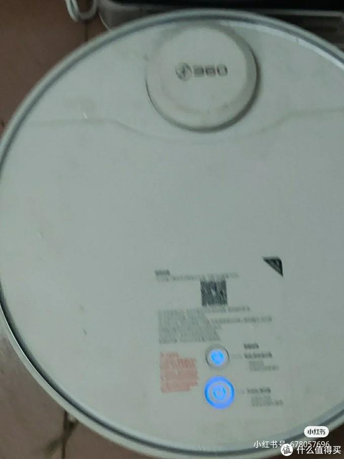 360 X95 扫拖机器人智能安静性价比超高。