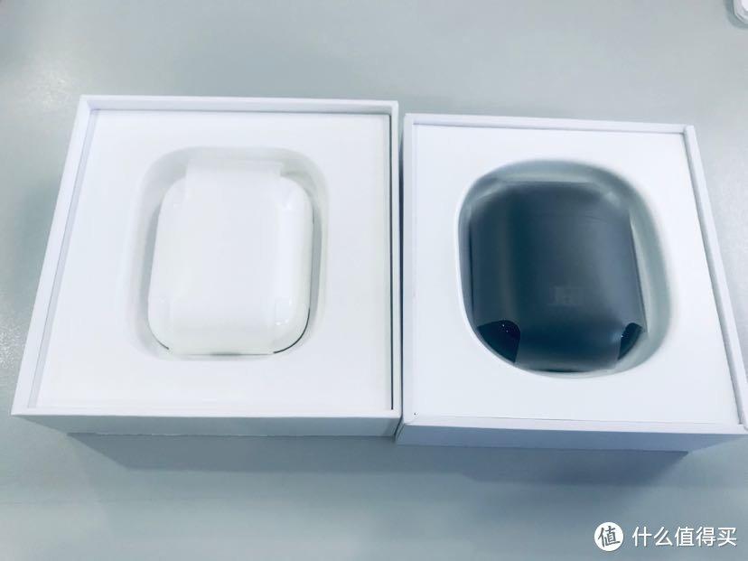 谁说不能黑白配,两款真无线蓝牙耳机横评!与您分享我的真实使用感受!