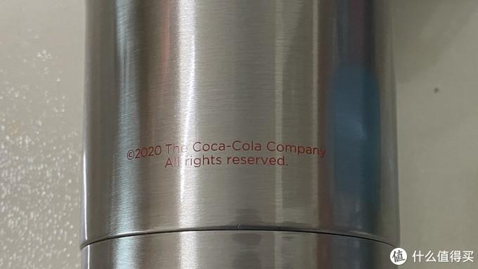 超大,保温保冷,就是不能装可乐的名创优品可口可乐联名保温杯开箱
