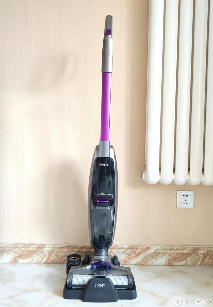 """一""""净""""到底,吉米X8速干洗地机,开启家居清洁新理念"""
